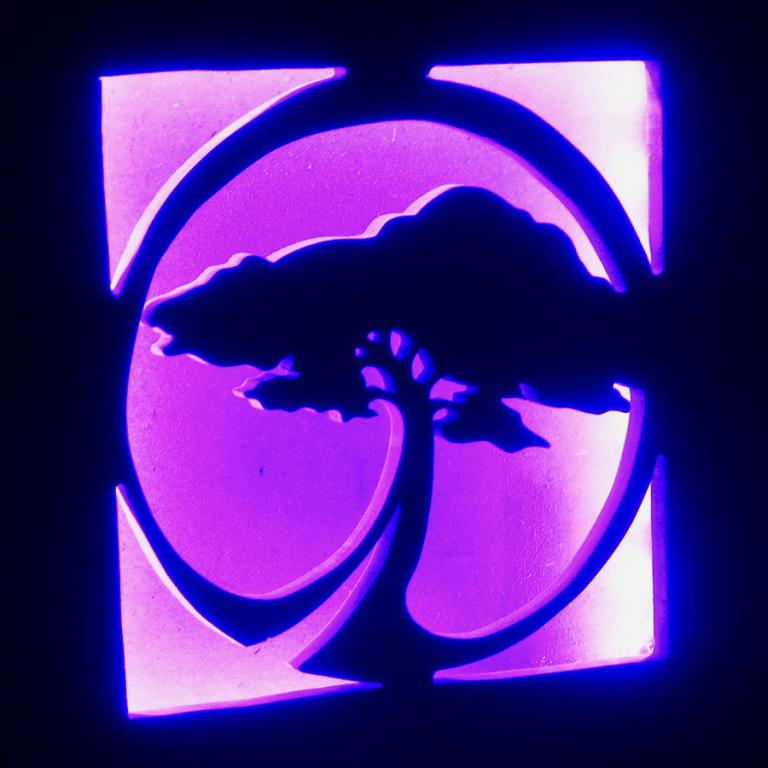 Lampe bonzai